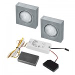 Box Touch LED keukenverlichting set van: 2 - 12V