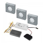 Box Touch LED keukenverlichting set van: 3 - 12V