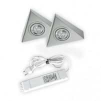 Astra halogeen keukenverlichting set van: 2 - 20 Watt