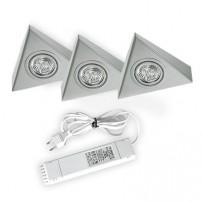 Astra halogeen keukenverlichting set van: 3 - 20 Watt
