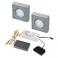 Box Touch LED keukenverlichting set van: 2 - 12V