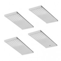 Hera L-Pad LED keukenverlichting set van: 4 - 24V