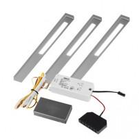 Slim LED keukenverlichting set van: 3 - 12V